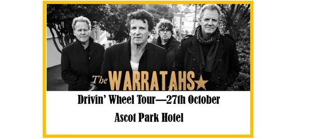 The Warratahs Drivin' Wheel Tour - Dinner & Show
