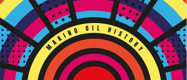 Tiki Taane, Warren Maxwell & Daffodils - Making Oil History