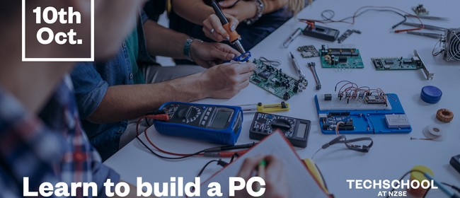 Learn to Build a PC: POSTPONED