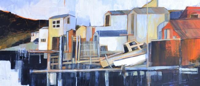 Stephanie Crisp - Boats & Boatsheds
