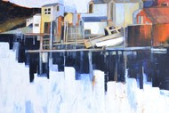 Stephanie Crisp - Boats & Boatsheds