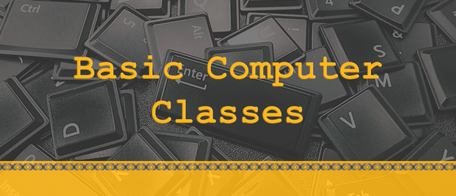 Stepping Up - Basic Computer Classes
