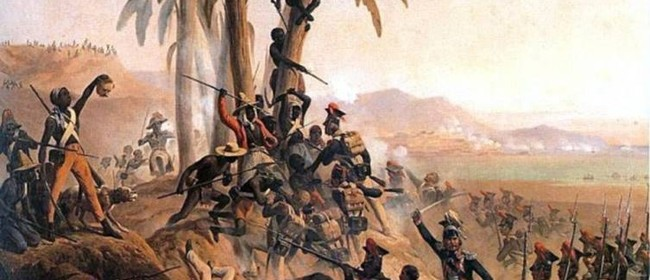 CLR James and The Haitian Revolution