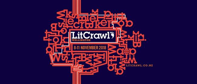 LitCrawl 2018: Stretched Legs