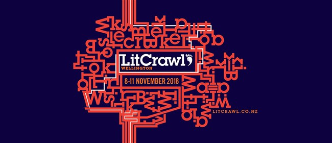 LitCrawl 2018: 4th Floor: Identity Edition