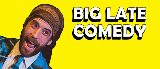 Big Late Show - Comedy Carnival