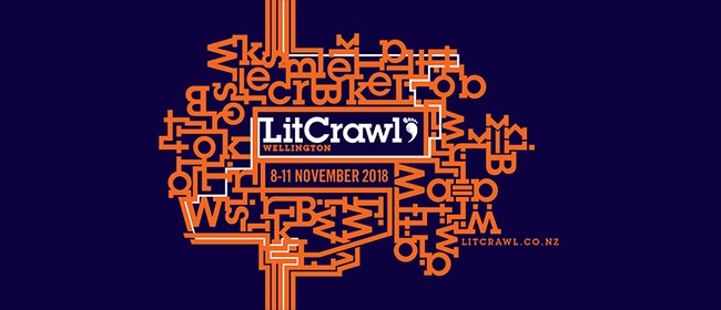 LitCrawl Extended: Writing Art Right for Aotearoa