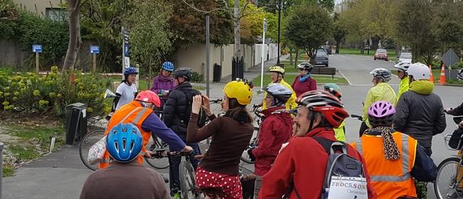 FESTA 2018: Edible City Bike Tour