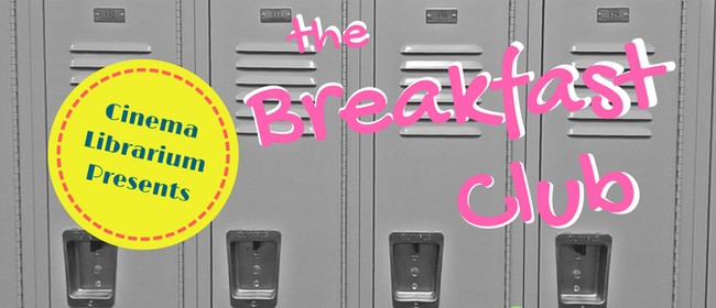 Cinema Librarium - The Breakfast Club