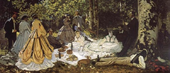 Cooking With the Impressionists: Parisian Picnics