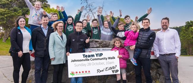 Raroa Intermediate Team YIP Johnsonville Community Walk