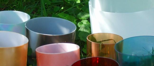Crystal Singing Bowl Sound Shower & Koto-Dama Purification