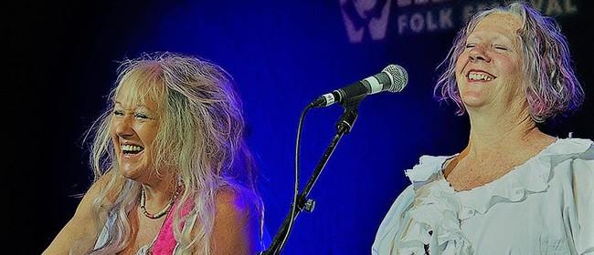 Vikki Clayton and Gilly Darbey: Return of the Divas