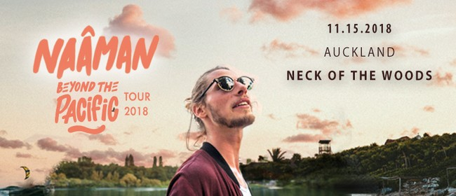 Naâman - Beyond The Pacific Tour
