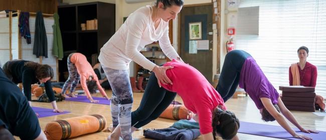 Advanced Yoga Teacher Training - Evolve As a Teacher