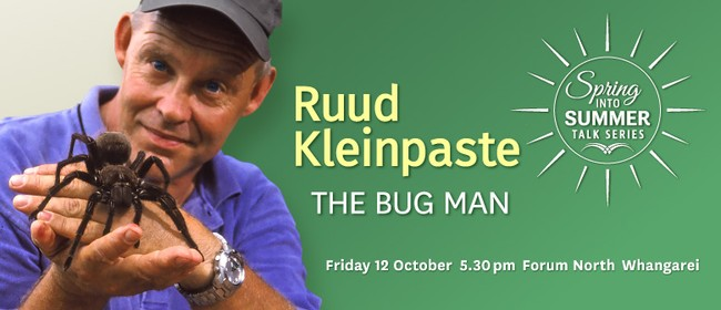 Spring Into Summer Talk Series - Ruud Kleinpaste: SOLD OUT