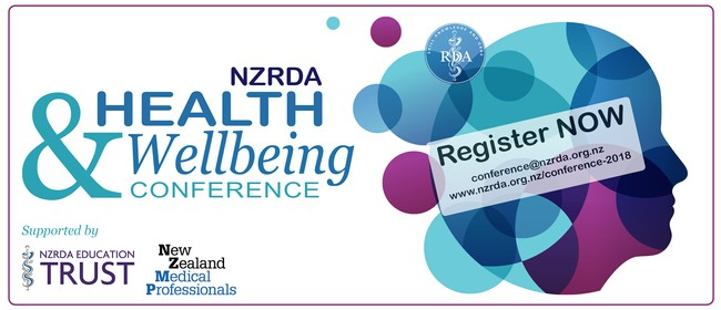 NZRDA Health & Wellbeing Conference