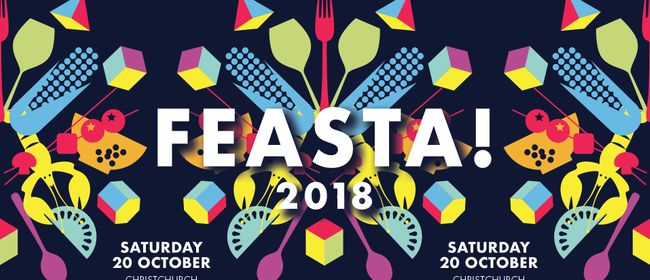 FESTA 2018's Headline Event: Feasta!