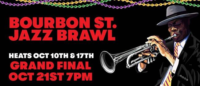 Fat Eddie's Bourbon St Jazz Brawl Heat No.1
