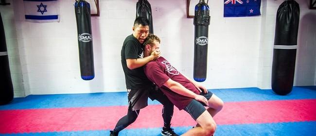 Krav Maga Auckland Close Quarters Combat Workshop