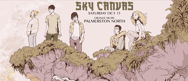 Sky Canvas - Fossil Release Tour
