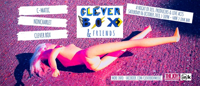Clever Box & Friends feat. C-matic & Noncharlet
