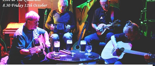 Seanachie Irish Band