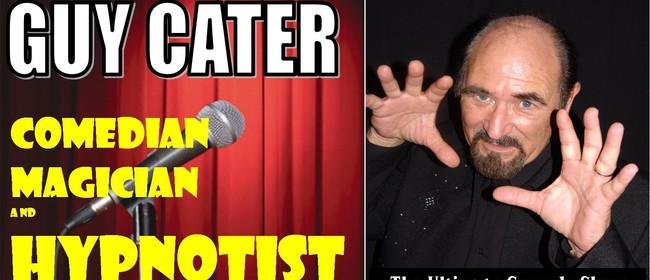 Hypnotist Guy Cater