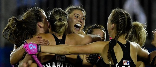 FIH Pro League: NZ V Germany