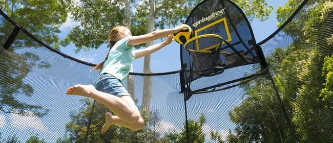 Springfree School Holiday Jumpfest