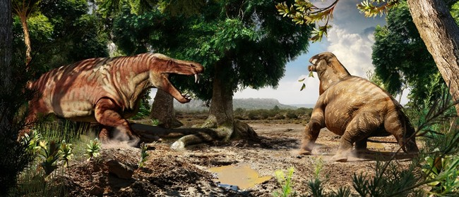 Permian Monsters: Life Before the Dinosaurs Exhibition