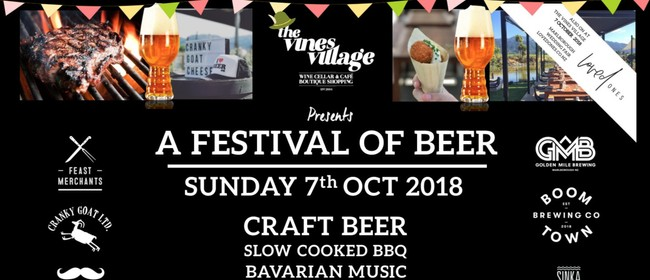 A Festival of Beer 2018