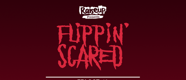Flippin Scared - Trampoline Rave
