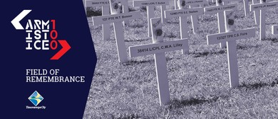 Field of Remembrance – Honouring Our Fallen