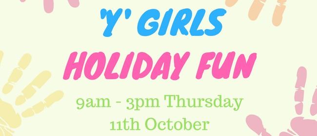 Y Girls Holiday Fun