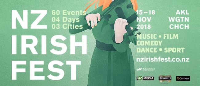 NZ Irish Fest - Irish Trad Session at the Bog