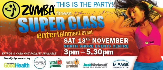Zumba Super Class - Entertainment Event