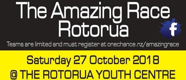 Amazing Race Rotorua