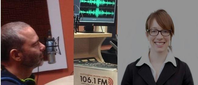 Japan Radio Wellington: Michelle McCarthy from JNZBC