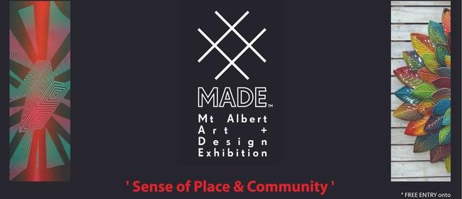 MADE (Mt Albert Art+Design Exhibition)