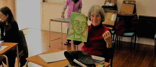 Drawing and Portraiture with Nina Cook