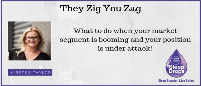 Inspirational Speaker Series: They Zig You Zag