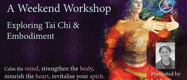 Exploring Tai Chi and Embodiment