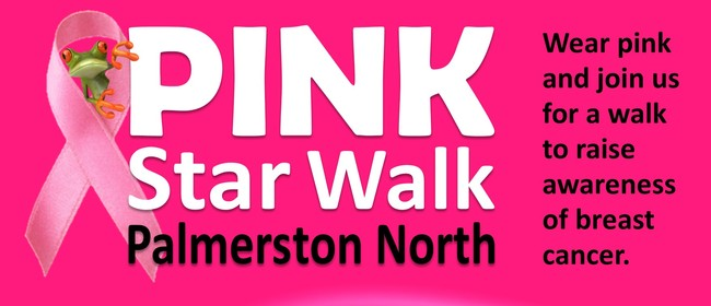 Pink Star Walk