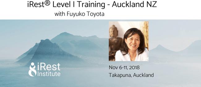 iRest Level - Meditation Teacher Training