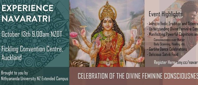 Navaratri - Celebration of The Divine Feminine Consciousness