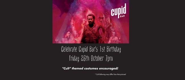Cult Themed 1st Birthday