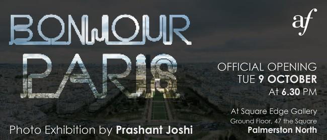 Photography Exhibition - Bonjour Paris