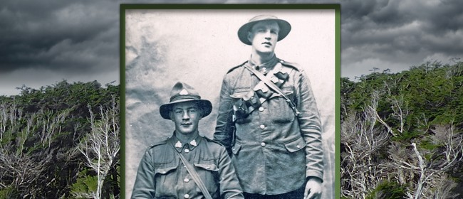 The Catlins and The Great War 1914-1918 Book Launch