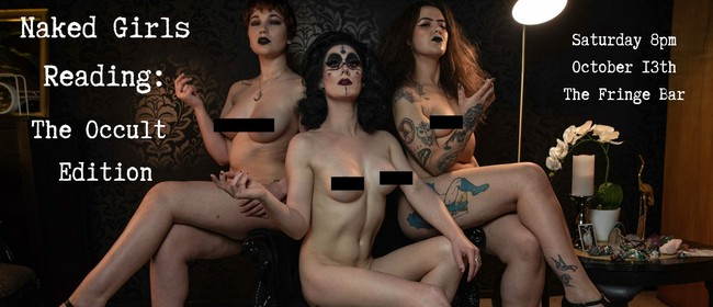 Naked Girls Reading: The Occult Edition